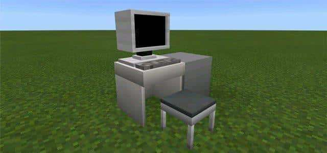 Dan S Furniture Mod For Minecraft Pe 0 12 1