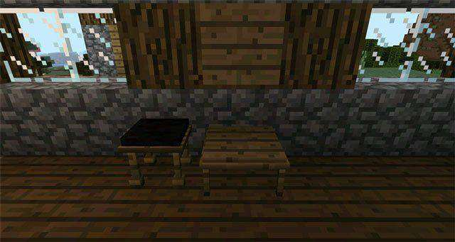 Electrics Furniture Mod