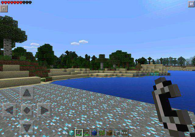 Diamond Portal Mod For Minecraft Pe 0 11 0