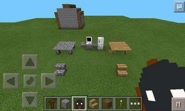 Furniture Mod For Minecraft Pe 1 2 0 7 Mcpe Box