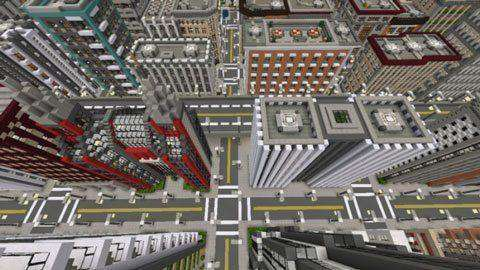 New York City Map For Minecraft Pe 0 14 0