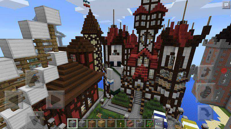 Minecraft Castle Seed Pe 1.2.0.7 | MCPE Box