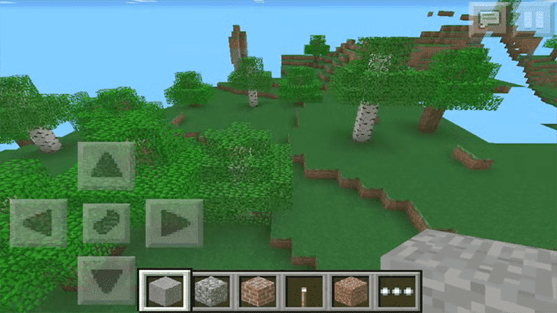 SKYBLOCK SEED - Minecraft Pocket Edition (SkyBlock Seed With