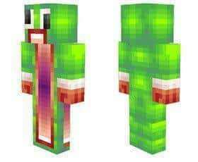 Unspeakablegame Skin For Minecraft PE MCPE Box - Skin para minecraft pe edition