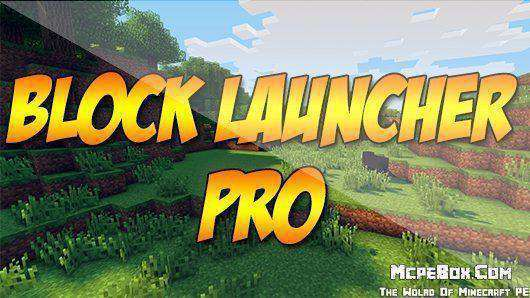minecraft pe 0.15.1 block launcher apk