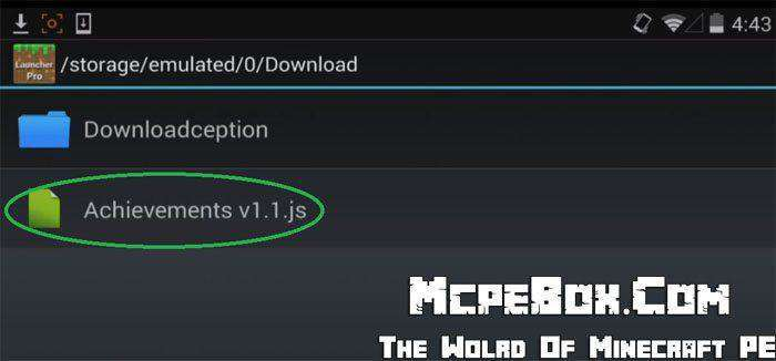HOW TO INSTALL MINECRAFT PE MODS FOR ANDROID