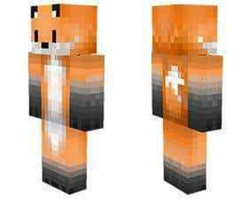 Mackenzie Fox skin for Minecraft PE