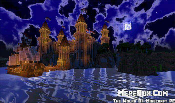 Cube Dyger [Shaders] [16×16] Texture Pack for MCPE