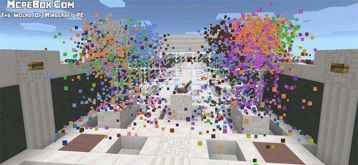 CubeS | Modded Parkour Map for MCPE 0 15 0/0 14 0 1 2 0 7