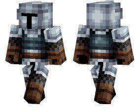 Guard skin for Minecraft PE
