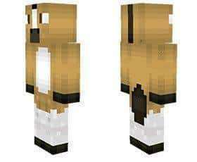 Horse skin for Minecraft PE