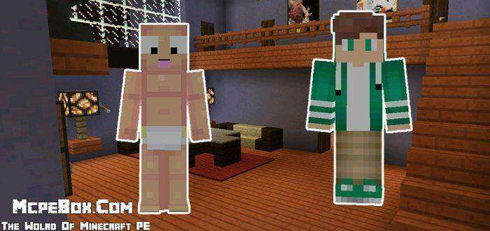 Who's Your Daddy? | Minigame Map for MCPE