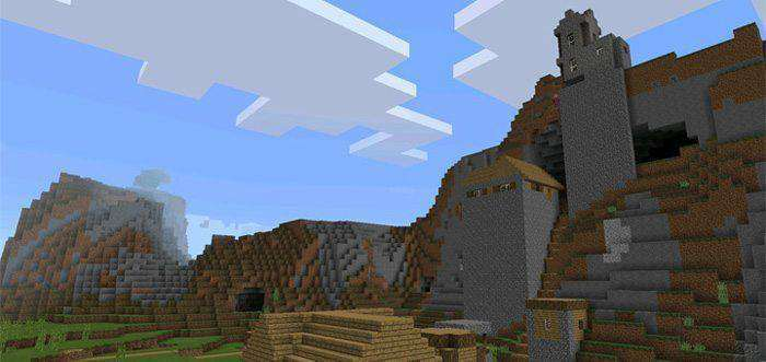 Highest Church Seed for Minecraft PE