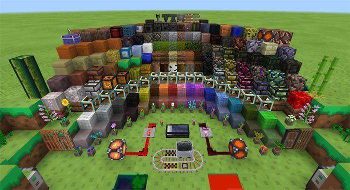Terraria Texture Pack for Minecraft PE