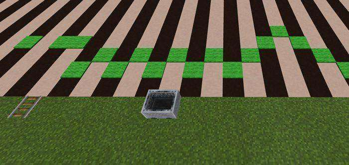 Music Maker (Command Block) [Redstone] Map for Minecraft PE