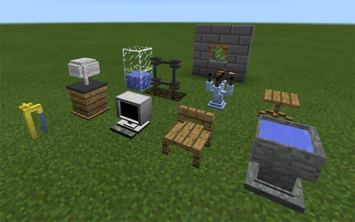 Danxupe Furniture Mod Android For Minecraft Pe 1 2 0 7 Mcpe Box