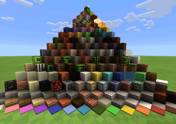 Nuper Gummi (& Shaders) [16×16] Texture Pack for Minecraft PE