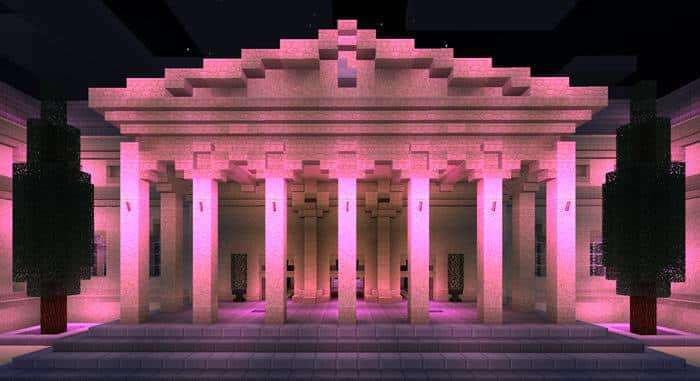 Color Lights Shader Texture Pack For Minecraft Pe 1 2 0 7