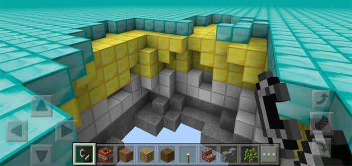 Custom Flat Worlds Mod (Android) for Minecraft PE