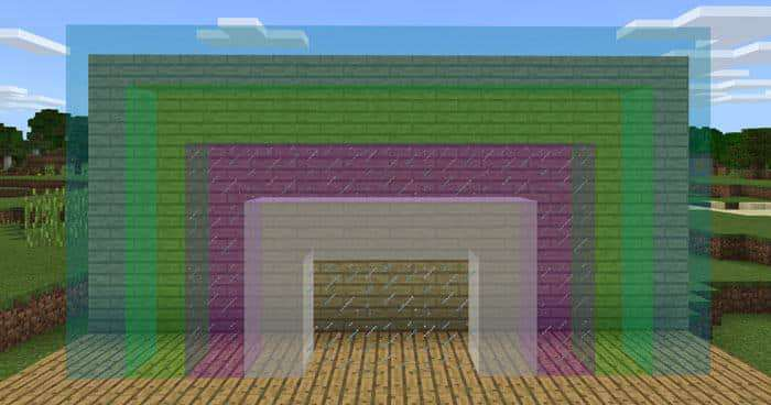 Ada Connected Glass Resource Pack 64 215 64 For Minecraft Pe