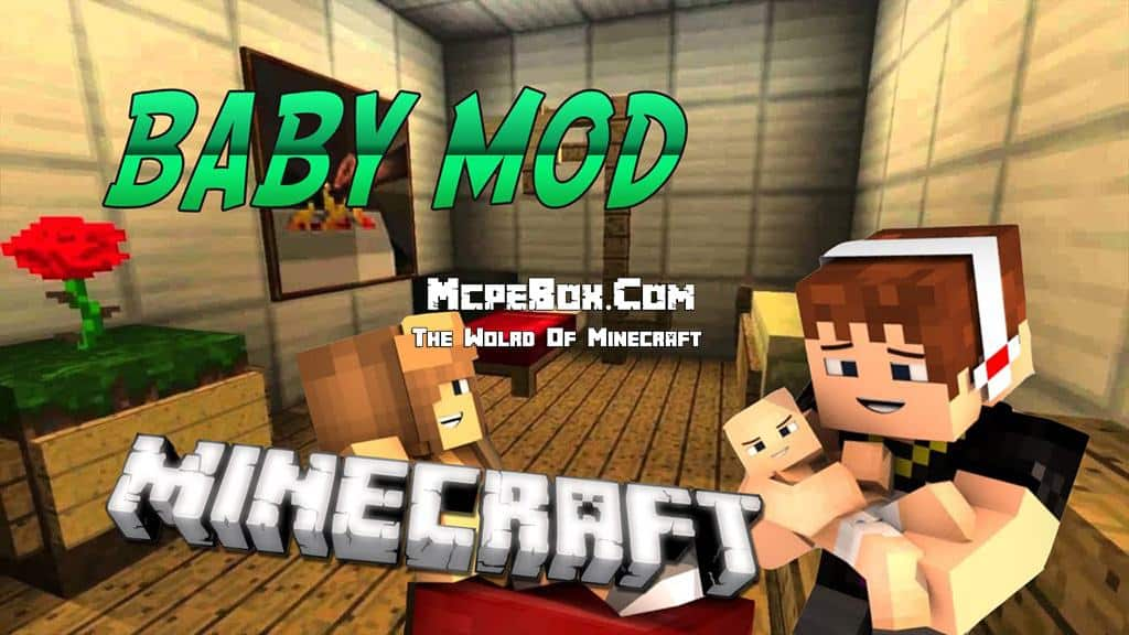 Baby Mods for Minecraft PE