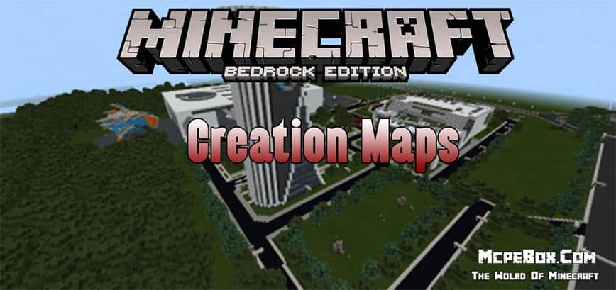 Creation Maps
