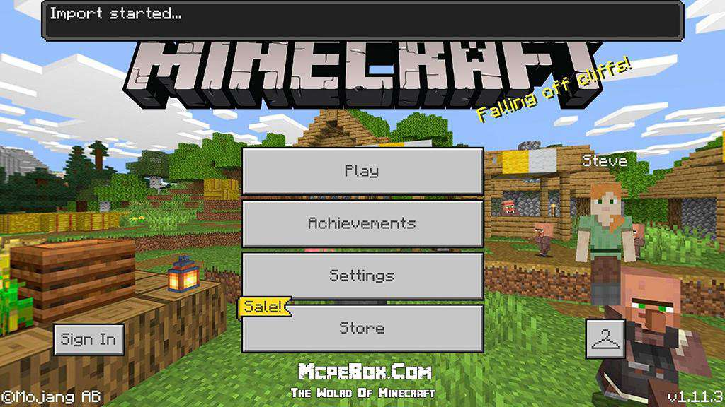 Addons for MCPE – Minecraft Bedrock Edition