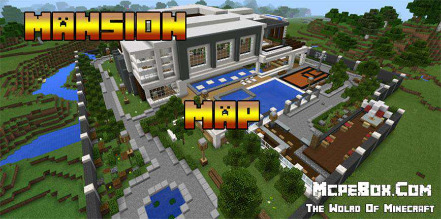 Mansion Maps