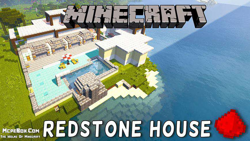 Redstone House Maps