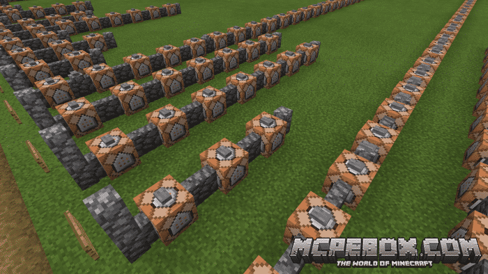 Every Sound In MCPE [Redstone]