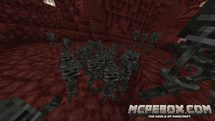 Baby Wither Skeletons [Addon]