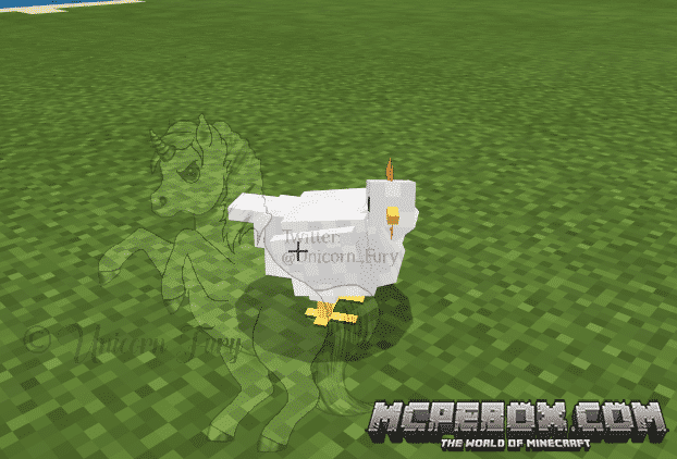 Cuter Vanilla Chickens *Survival Friendly!*