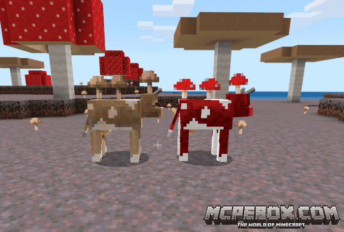 animal mods for minecraft Bedrock Edition