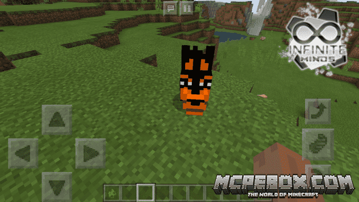Doberman Addon Dog for MCPE