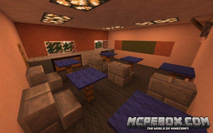 The top 5 School Maps for Minecraft PE - Bedrock Edition