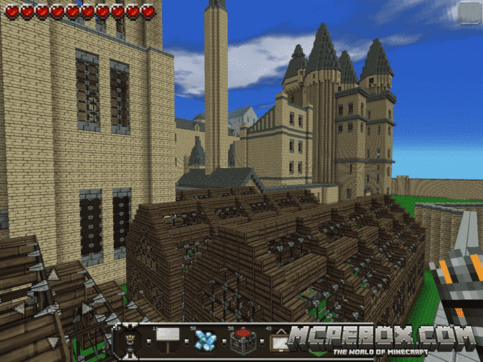 Hogwarts School of Witchcraft and Wizardry [Creation]