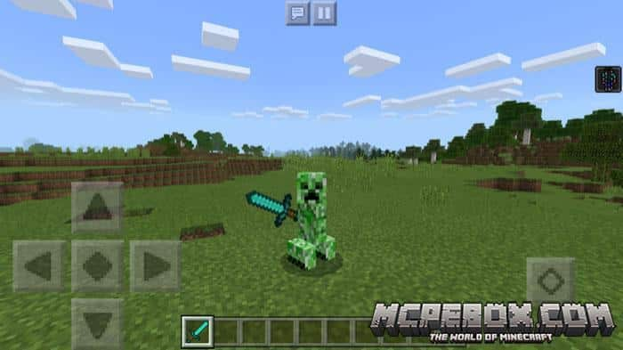Mob Morphing Addon for MCPE