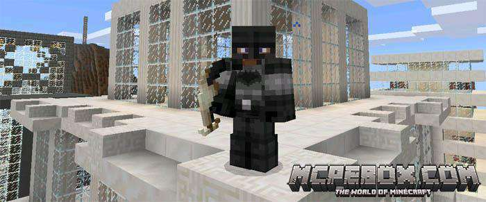 spiderman mod for minecraft pe