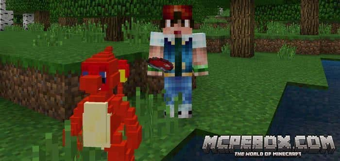 PokeCraft Mod (Android Only!)