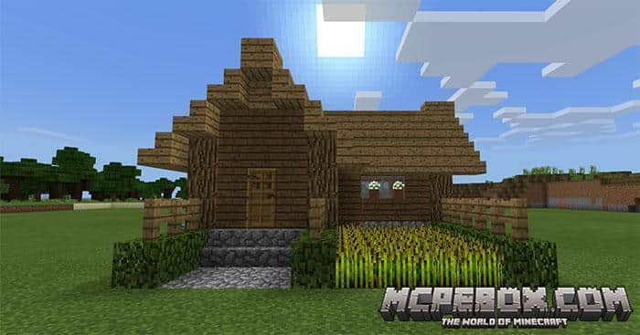 The top 5 House Maps for Minecraft PE - Bedrock Edition