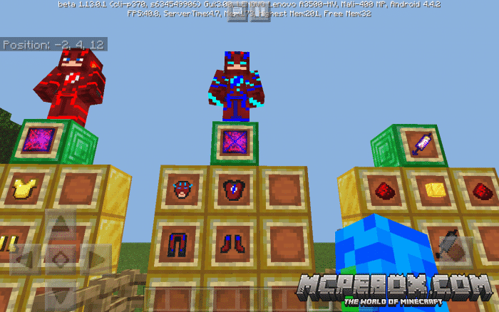The Flash Addon (v7)
