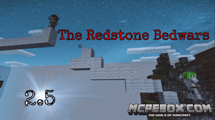The Redstone Bedwars [PvP] [Minigame]