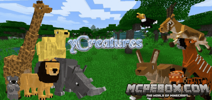 yCreatures Add-on