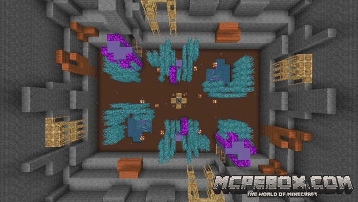 pvp maps for minecraft Pocket Edition