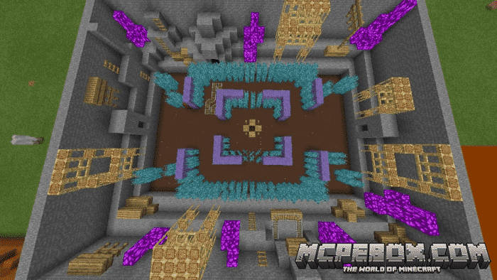 The top 6 PvP Maps for Minecraft PE - Bedrock Edition