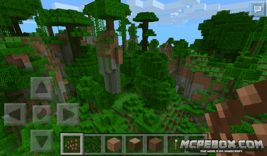 Great Jungle Seed!