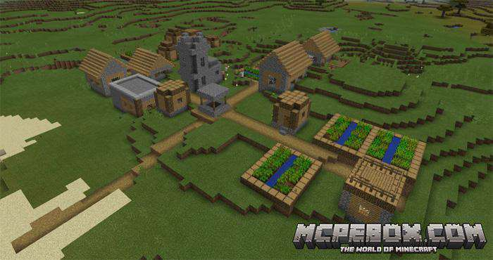 The best Minecraft PE Temple Seeds - Bedrock Edition